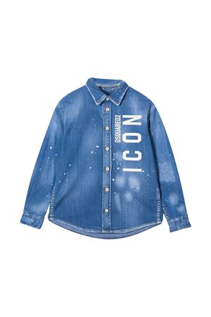 Denim shirt Dsquared2 Kids  DSQUARED2 KIDS | 5032334 | DQ04HXD002RDQ01