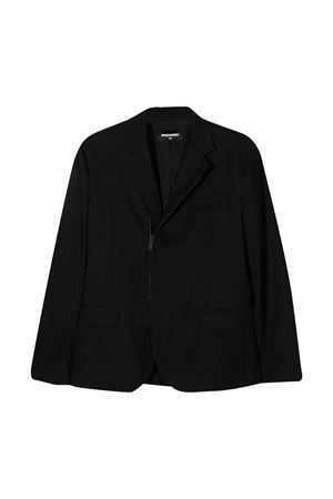Black jacket teen Dsquared2 Kids  DSQUARED2 KIDS | 3 | DQ04HZD00UIDQ900T