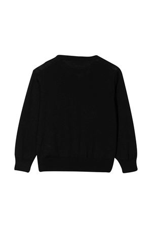 Black sweater Dsquared2 Kids  DSQUARED2 KIDS | 7 | DQ04I6D003FDQ900