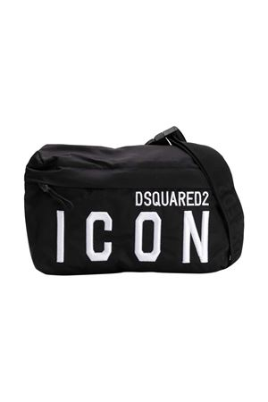 Black belt bag Dsquared2 Kids DSQUARED2 KIDS | 31 | DQ04I8D00PFDQ900