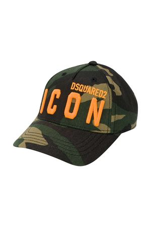Cappello military Dsquared2 Kids DSQUARED2 KIDS | 75988881 | DQ04ICD003ADQC03