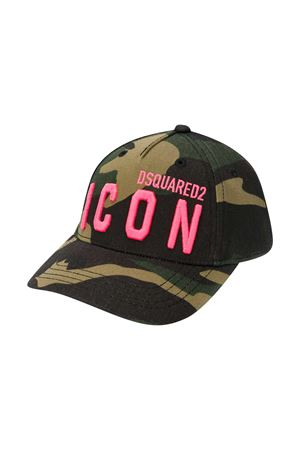 Military hat Dsquared2 Kids DSQUARED2 KIDS | 75988881 | DQ04ICD003ADQC19