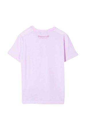 T-shirt bianca teen Dsquared2 Kids DSQUARED2 KIDS | 8 | DQ04J6D003LDQ310T