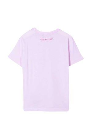 Dsquared2 Kids white t-shirt  DSQUARED2 KIDS | 8 | DQ04J6D003LDQ310