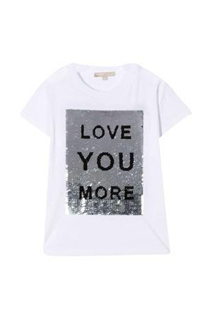 White T-shirt teen Elie Saab junior  ELIE SAAB JUNIOR | 8 | 3N8001NF480100NET