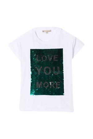 White t-shirt  teen Elie Saab junior ELIE SAAB JUNIOR | 8 | 3N8001NF480100VET