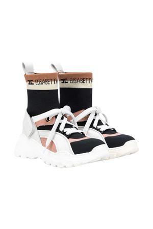 Sneakers teen multicolor Elisabetta Franchi La mia bambina ELISABETTA FRANCHI LA MIA BAMBINA | 12 | 66770VAR3T