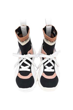 Multicolor teen sneakers Elisabetta Franche La mia bambina ELISABETTA FRANCHI LA MIA BAMBINA | 12 | 66770VAR3T