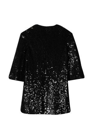 Black dress Elisabetta Franchi La mia bambina  ELISABETTA FRANCHI LA MIA BAMBINA | 11 | EFAB3000158ZE0040010