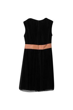 Black dress Elisabetta Franchi La mia bambina  ELISABETTA FRANCHI LA MIA BAMBINA | 11 | EFAB310TU42ZE0350130