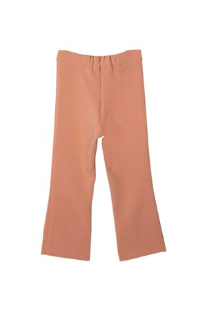 Pink trousers teen Elisabetta Franchi La Mia bambina ELISABETTA FRANCHI LA MIA BAMBINA | 9 | EFPA103TV598ZE0220078T