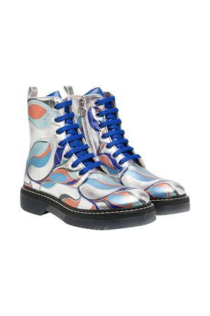 Boots Emilio Pucci Junior EMILIO PUCCI JUNIOR | 76 | 9N0226NX730925MC