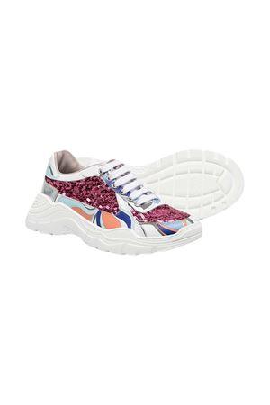 Sneakers multicolor Emilio Pucci junior EMILIO PUCCI JUNIOR | 90000020 | 9N0246NX460100MC