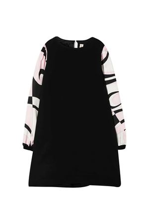 Black dress Emilio Pucci kids EMILIO PUCCI JUNIOR | 11 | 9N1000NC120930