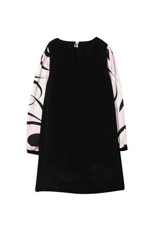Black dress Emilio Pucci kids EMILIO PUCCI JUNIOR | 11 | 9N1000NC120930
