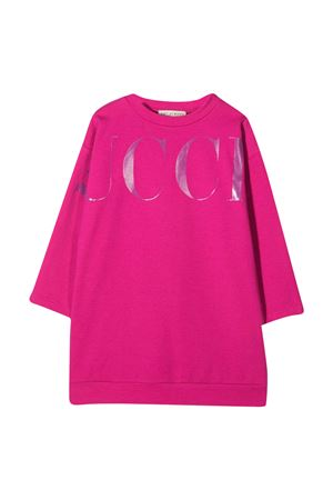 Emilio Pucci Junior fuchsia dress  EMILIO PUCCI JUNIOR | 11 | 9N1070NE020416VI