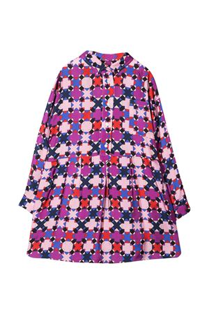 Abito chemisier multicolor teen Emilio Pucci junior EMILIO PUCCI JUNIOR | 11 | 9N1160ND710514RST
