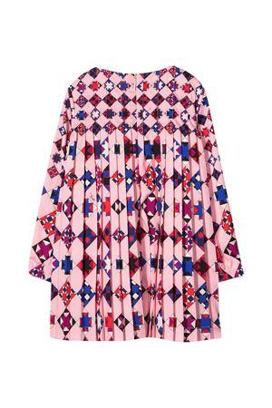 Geometric print dress Emilio Pucci junior  EMILIO PUCCI JUNIOR | 11 | 9N1210ND780500MC