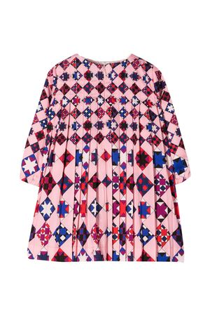 Vestito rosa Emilio Pucci Junior EMILIO PUCCI JUNIOR | 11 | 9N1620ND780500MC