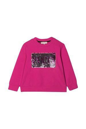 Fuchsia teen sweatshirt Emilio Pucci kids EMILIO PUCCI JUNIOR | -108764232 | 9N4040NE020416T
