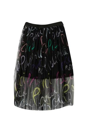 Black skirt Emilio Pucci kids  EMILIO PUCCI JUNIOR | 15 | 9N7005ND350930MC