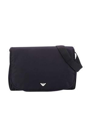 Blue changing bag Emporio Armani kids EMPORIO ARMANI KIDS | 31 | 402145CC90406935