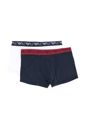 Underpants two color set Emporio Armani kids EMPORIO ARMANI KIDS | 75988882 | 4065010A65003610