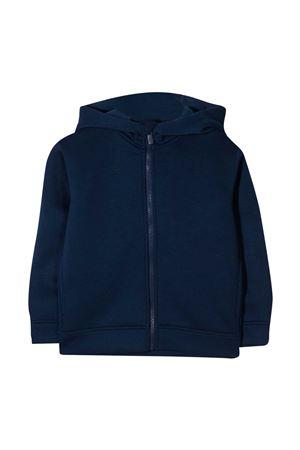 Emporio Armani Kids blue sweatshirt  EMPORIO ARMANI KIDS | -108764232 | 6H4BJM1JDSZ0975