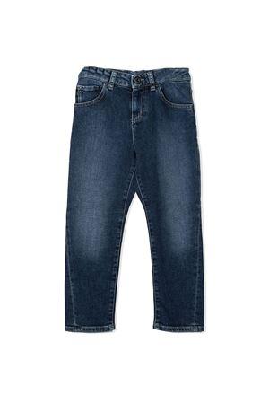 Jeans blu scuro teen  Emporio Armani kids EMPORIO ARMANI KIDS | 9 | 6H4J041DL6Z0942T