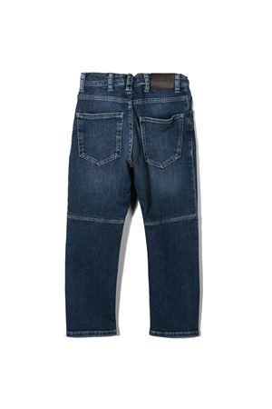 Jeans blu scuro Emporio Armani kids EMPORIO ARMANI KIDS | 9 | 6H4J041DL6Z0942