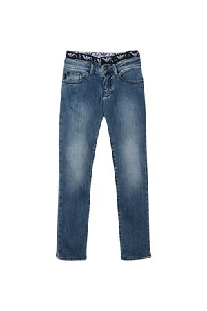 Jeans blu teen Emporio Armani kids EMPORIO ARMANI KIDS | 9 | 6H4J174D29Z0942T