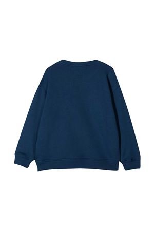 Blue sweatshirt Emporio Armani kids  EMPORIO ARMANI KIDS | -108764232 | 6H4MM14J3BZ0975