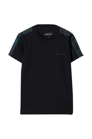 T-shirt nera teen Emporio Armani kids EMPORIO ARMANI KIDS | 8 | 6H4TQ81J00Z0920T