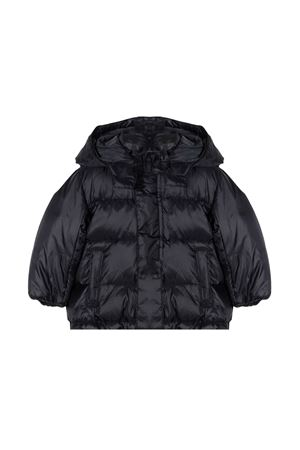 Blue jacket with hood Emporio Armani kids EMPORIO ARMANI KIDS | 3 | 6HHBL11NLSZ0920