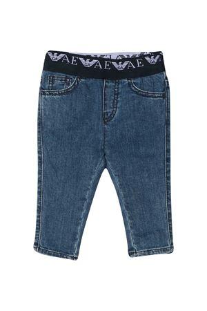 Emporio Armani Kids newborn jeans EMPORIO ARMANI KIDS | 9 | 6HHJ074D29Z0942