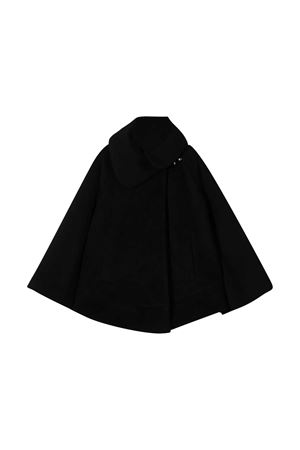Black teen cape Fay Kids  FAY KIDS | 52 | 5N2580ND440930T