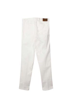 Pantaloni bianchi teen Fay Kids FAY KIDS | 9 | 5N6090NX130101T