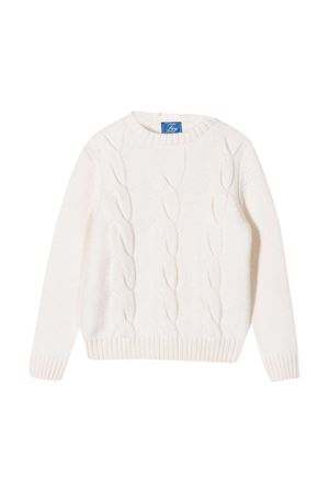 White teen sweater Fay kids FAY KIDS | 7 | 5N9060NX200101T