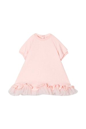 Vestito rosa Fendi Kids FENDI KIDS | 11 | BFB332A7LNF16WG