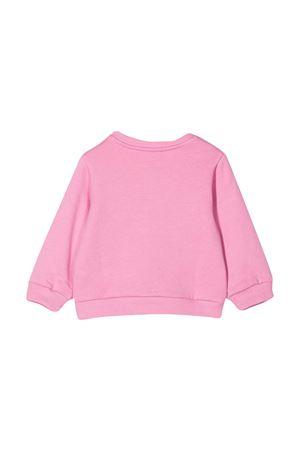 Pink Fendi Kids FF sweatshirt FENDI KIDS   -108764232   BFH0595V0F1BUD