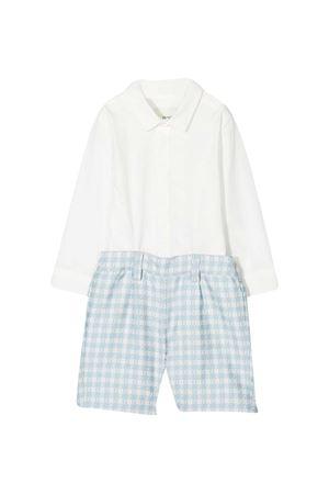 Two-tone onesie Fendi kids  FENDI KIDS | 1491434083 | BML109ADJSF0AKH