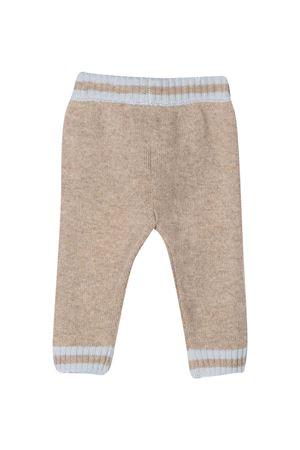 Pantaloni beige Fendi kids FENDI KIDS | 9 | BUG048A8LHF0YK6