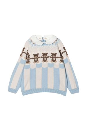 Fendi Kids Teddy Bear sweater FENDI KIDS | 7 | BUG056A3TEF19J4