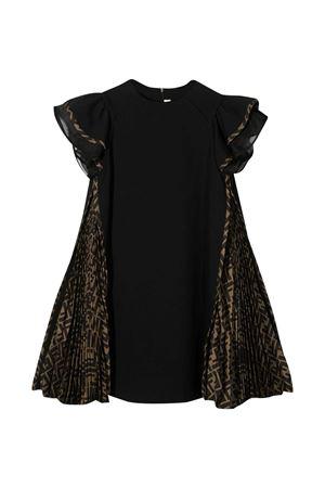Black dress Fendi kids  FENDI KIDS | 11 | JFB376A6IKF0QA1