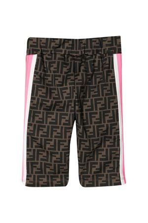 Zucca Fendi Kids shorts FENDI KIDS | 19 | JFF210ADF3F0E0X