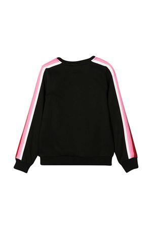 Black Fendi kids sweatshirt FENDI KIDS | -108764232 | JFH1005V0F0QA1