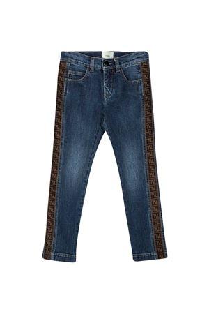 Jeans blu Fendi kids FENDI KIDS | 9 | JMF316A6IQF16WE