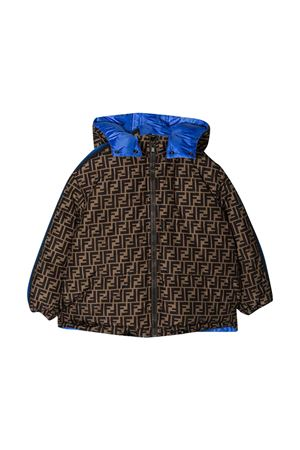 Reversible jacket teen Fendi Kids FENDI KIDS | 1236091882 | JUA086AAC1F0ZF5T