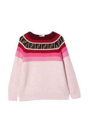 Maglione rosa Fendi Kids FENDI KIDS | 8 | JUG005GM4F0UA3
