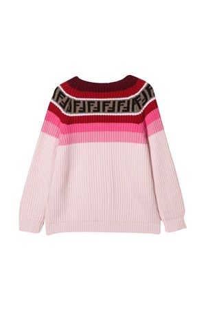 Pink Fendi Kids sweater FENDI KIDS | 8 | JUG005GM4F0UA3